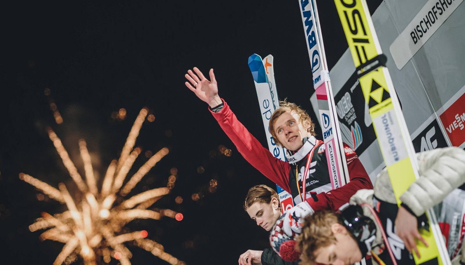Nelja hüppemäe turnee eelmise aasta võitja Dawid Kubacki on üks seitsmest poolakast, kes täna Oberstdorfi hüppetorni ronida ei tohi.
