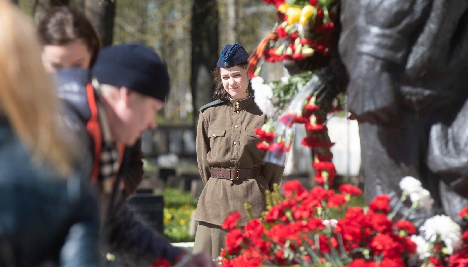 9.mai pronkssõdur
