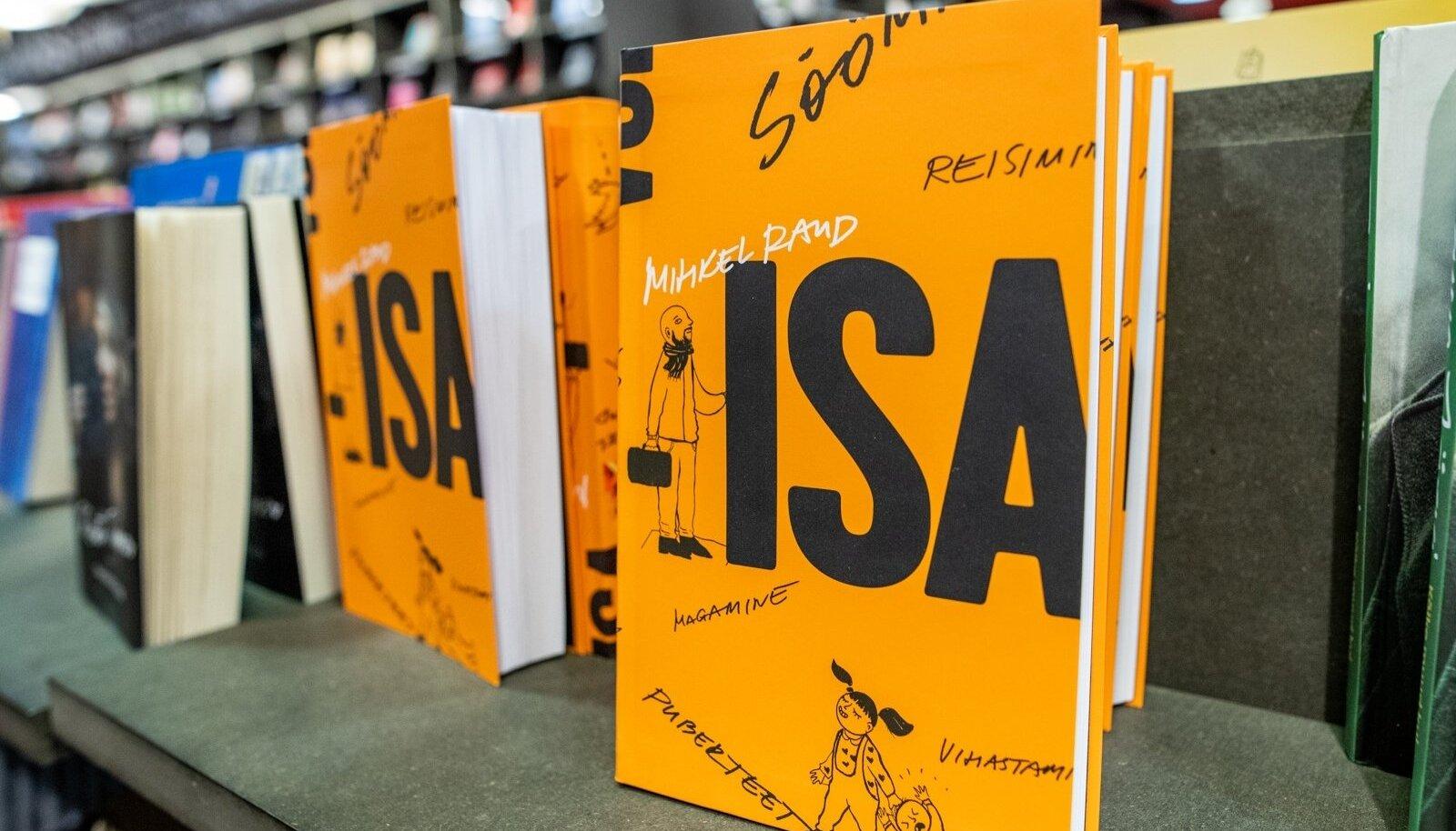 Mihkel Raud, ISA raamatuesitlus