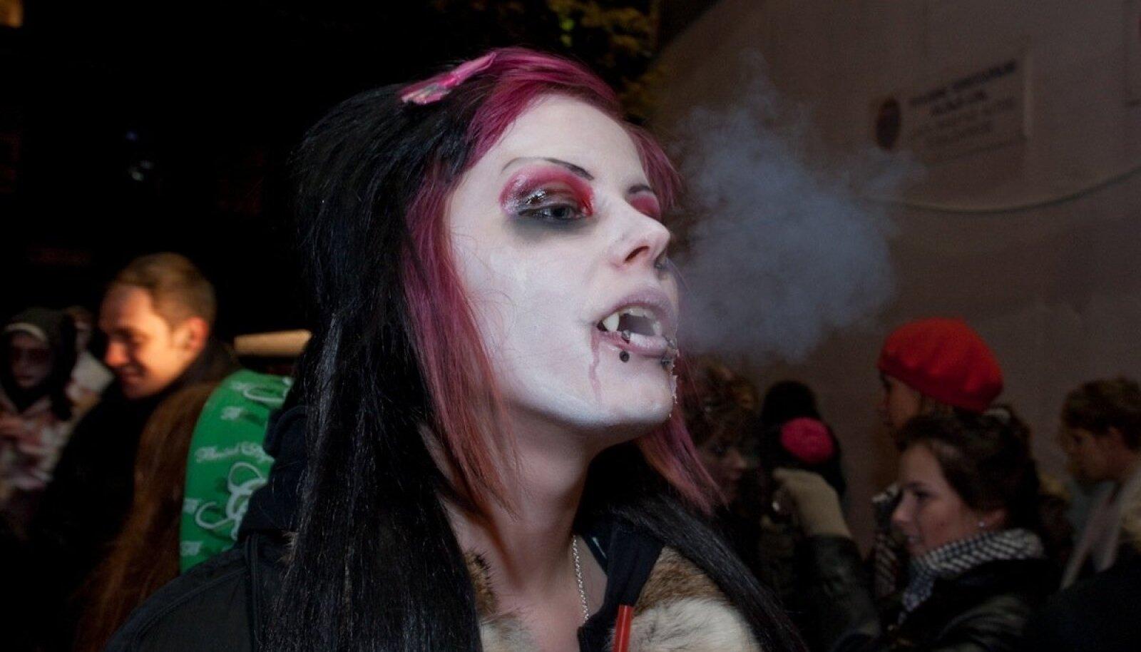 Vampiirid teavad, mis on hea ja tervisele kasulik!