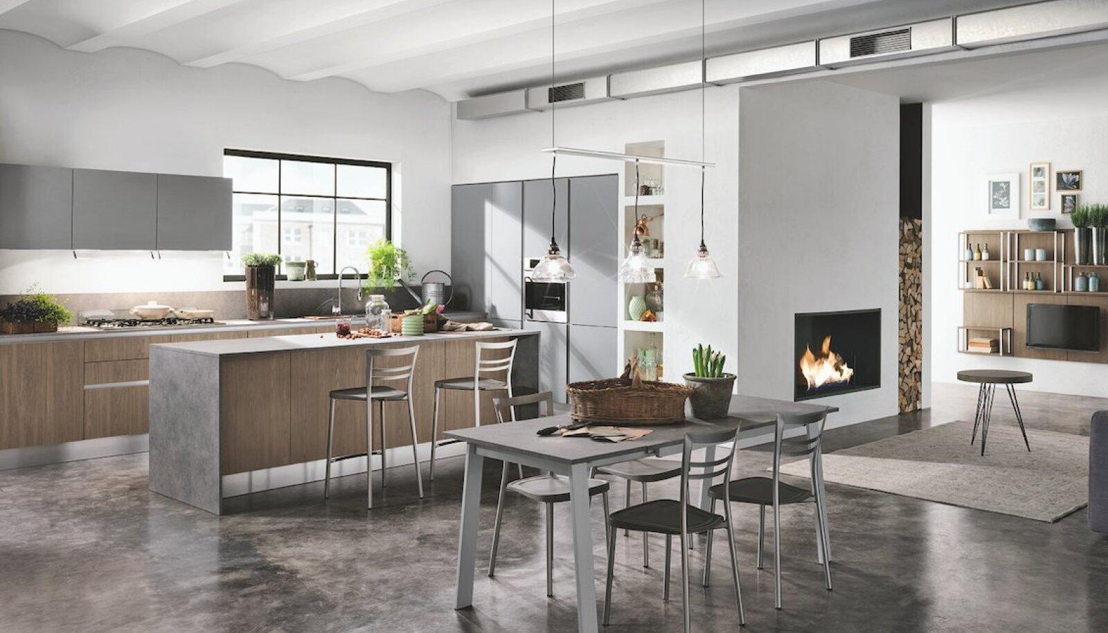 Итальянское семейное предприятие Colombini Casa с более чем 50-летней историей к настоящему времени превратилось в ведущего мирового производителя мебели и нашло дорогу в дома и сердца многих семей.