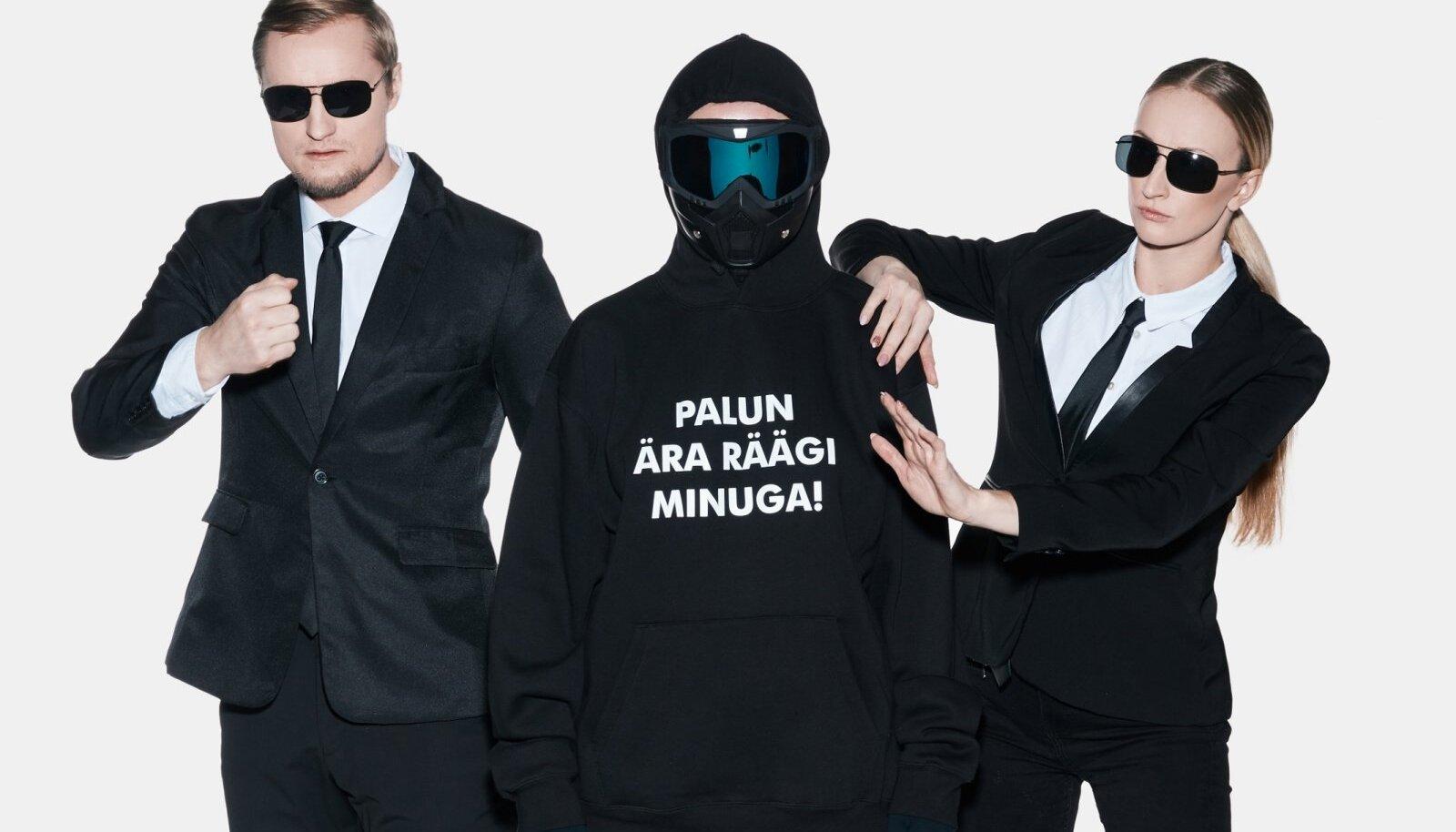 Kas ka Eesti saate osalejad kannavad tagatubades just niisuguseid pusasid, ei saa saate tootja praegu öelda.