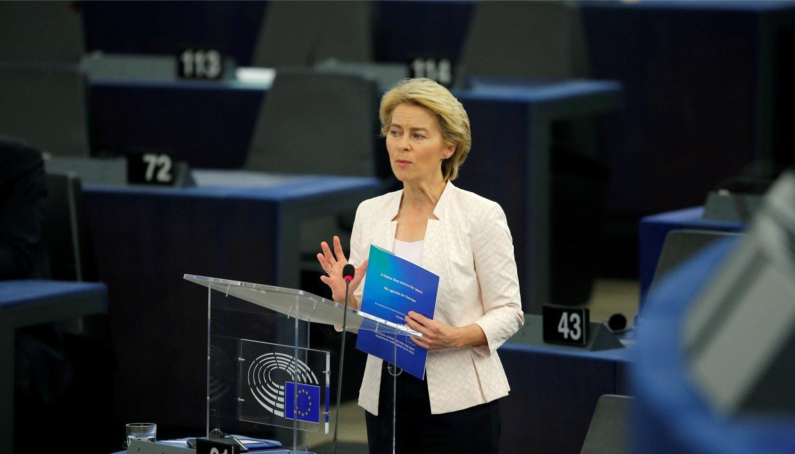 Brüsseli uus tuul hakkab Eesti tabusid murdma kliima, palkade, võrdse kohtlemise ja maksude vallas