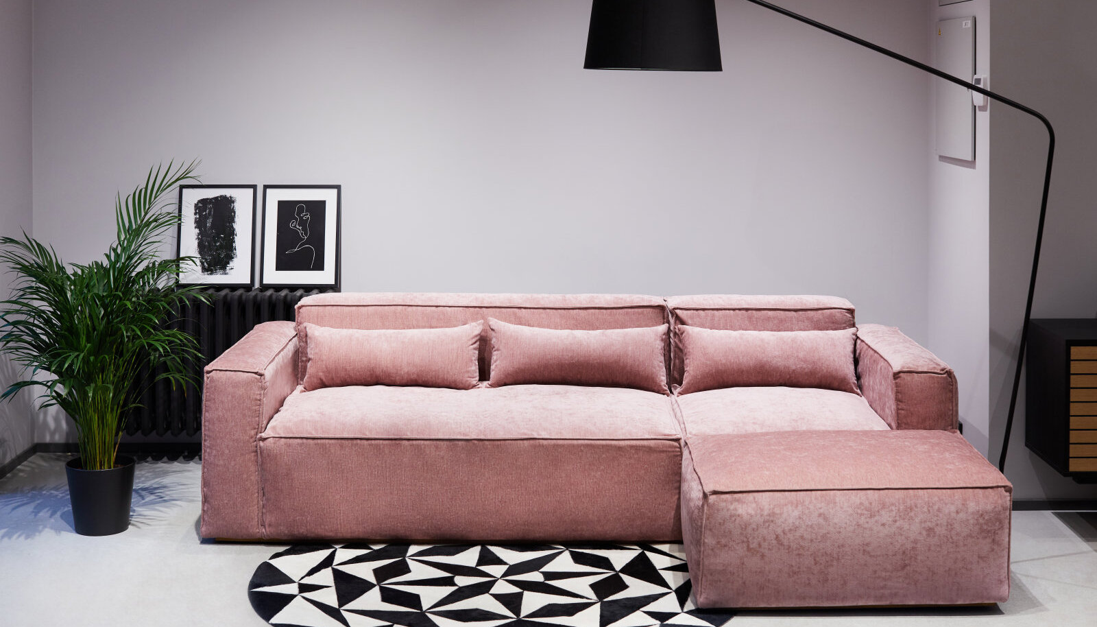 BOX. Tõeline pilgupüüdja sinu elutoas! Diivan Box on ülimalt mugav ja saadaval erinevates värvitoonides!
