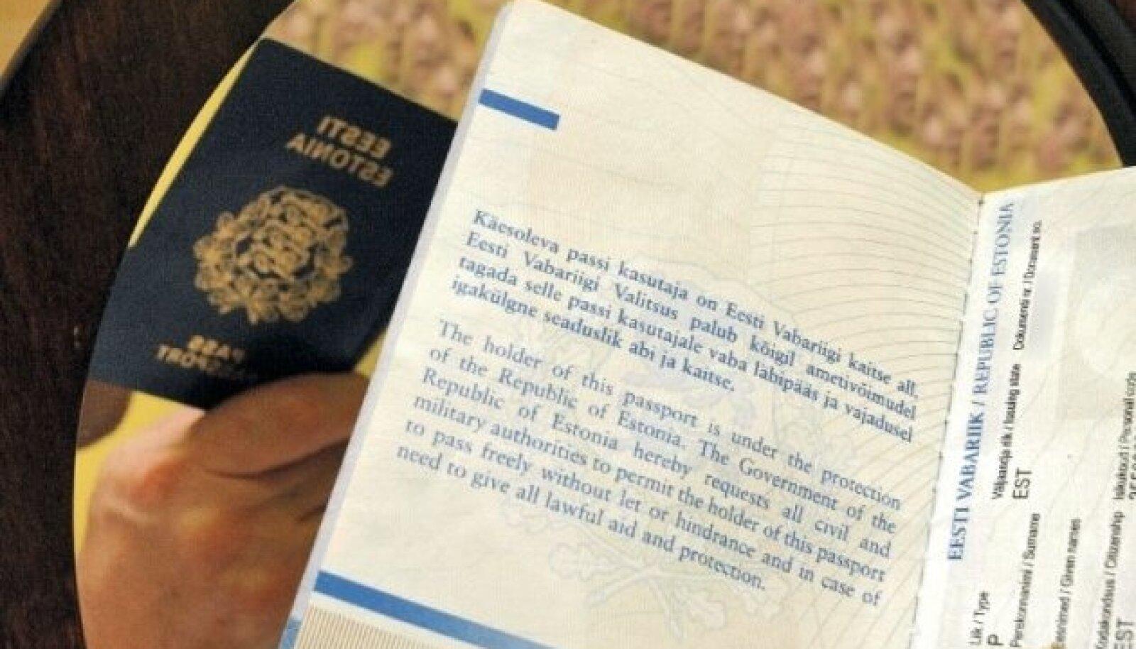 VENE PILK | Hallide passide matemaatiline paradoks