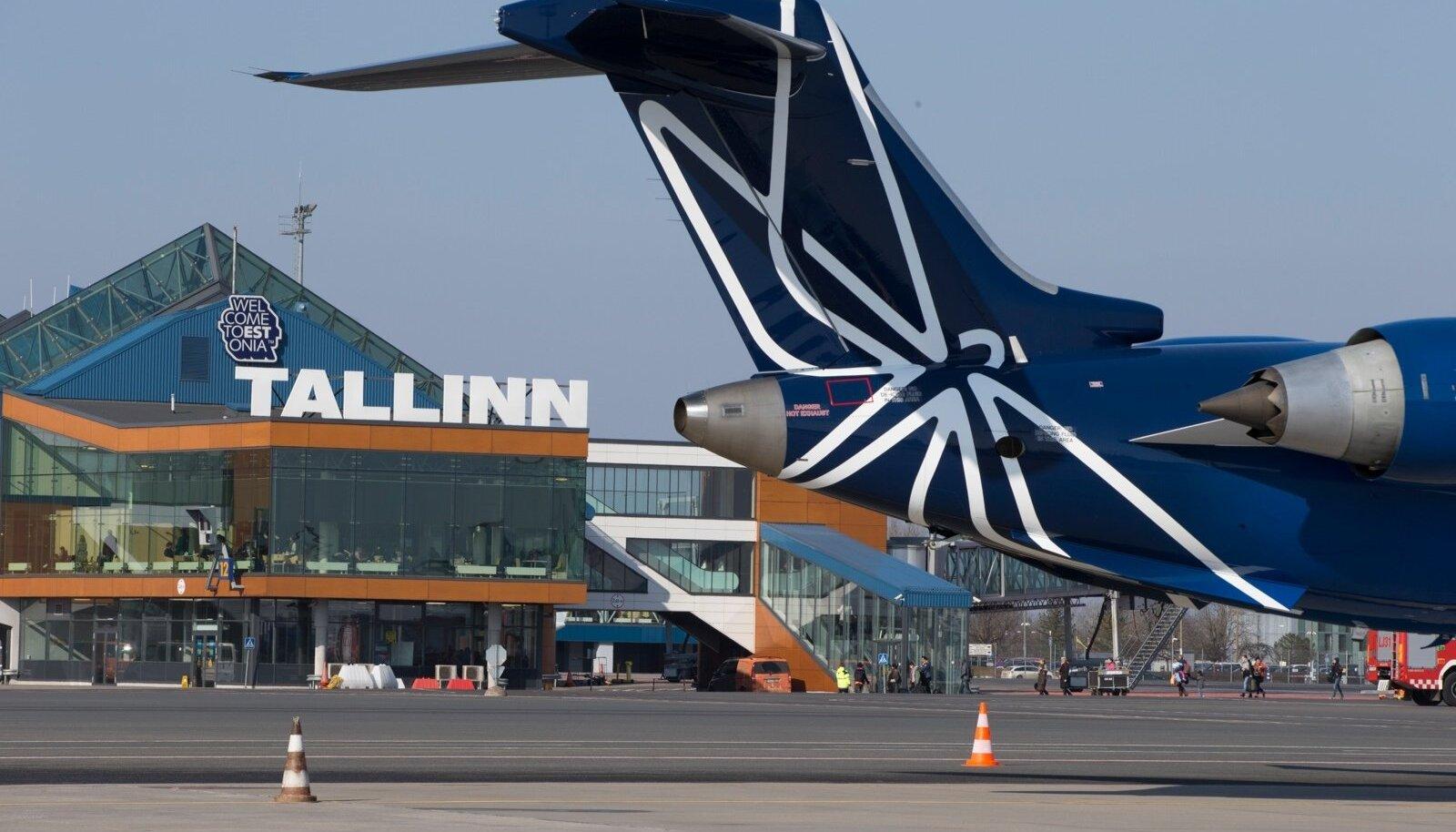 Nordica uus lennuk