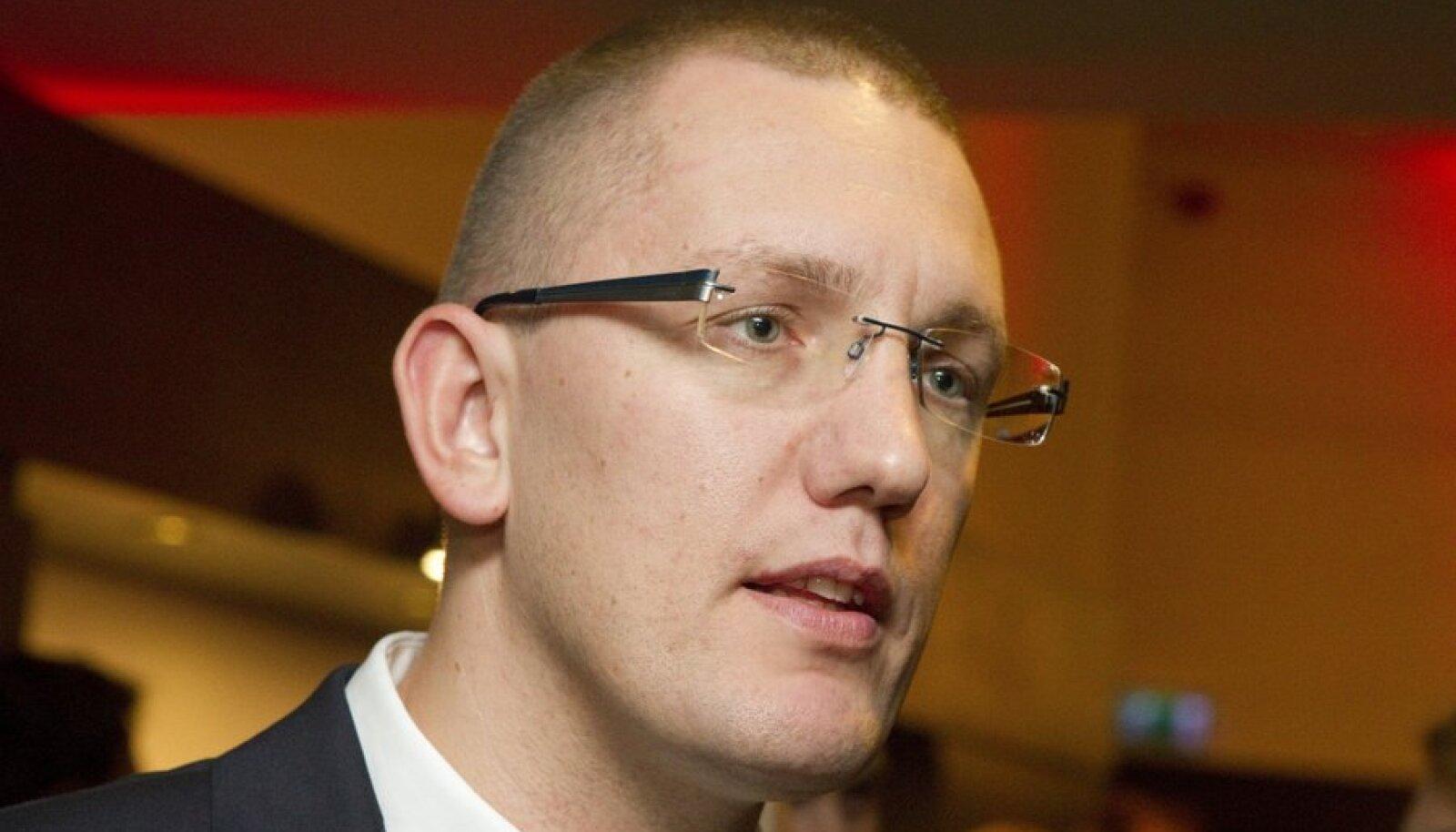 Justiitsminister Kristen Michal