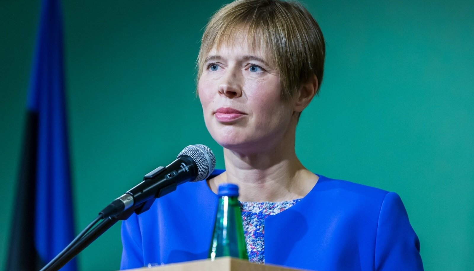 Kersti Kaljulaid avamas Võru ettevõtlusnädalat