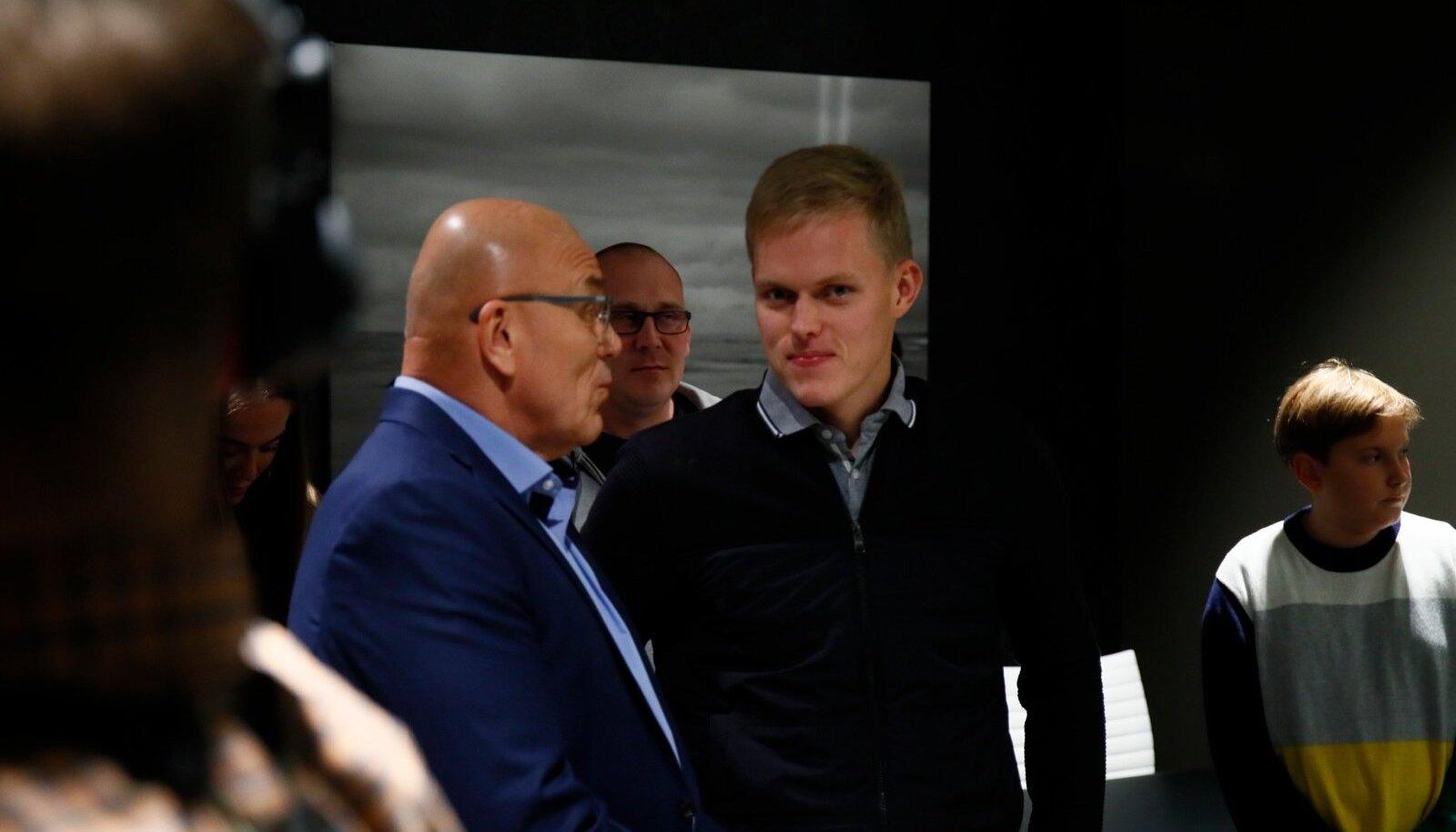 Oleg Grossi panust Ott Tänaku MM-tiitli võitu ei saa mitte kuidagi ülehinnata.