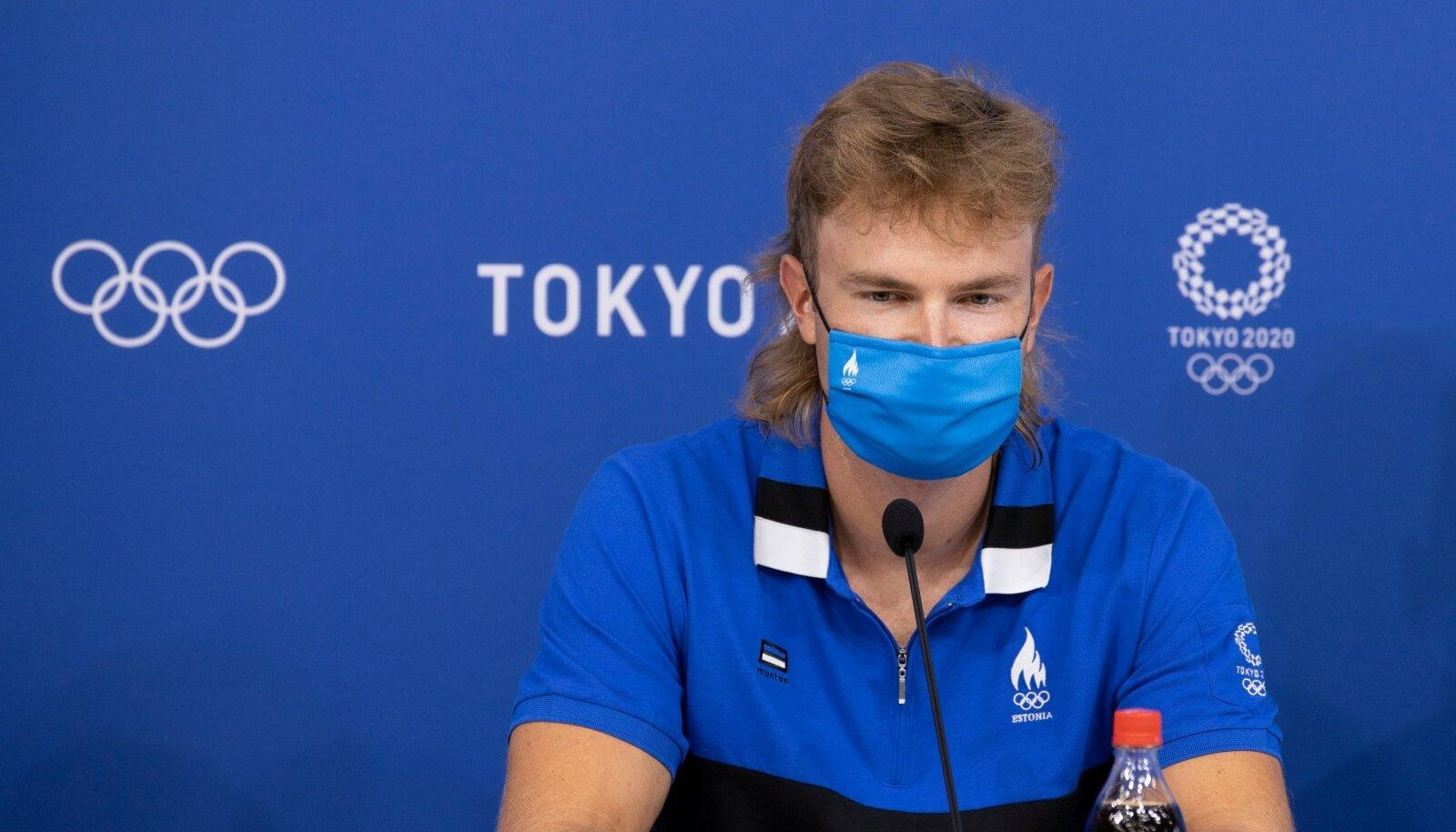 Jüri-Mikk Udamile tundub Tokyo rohkem olümpialinnana kui kunagine London.