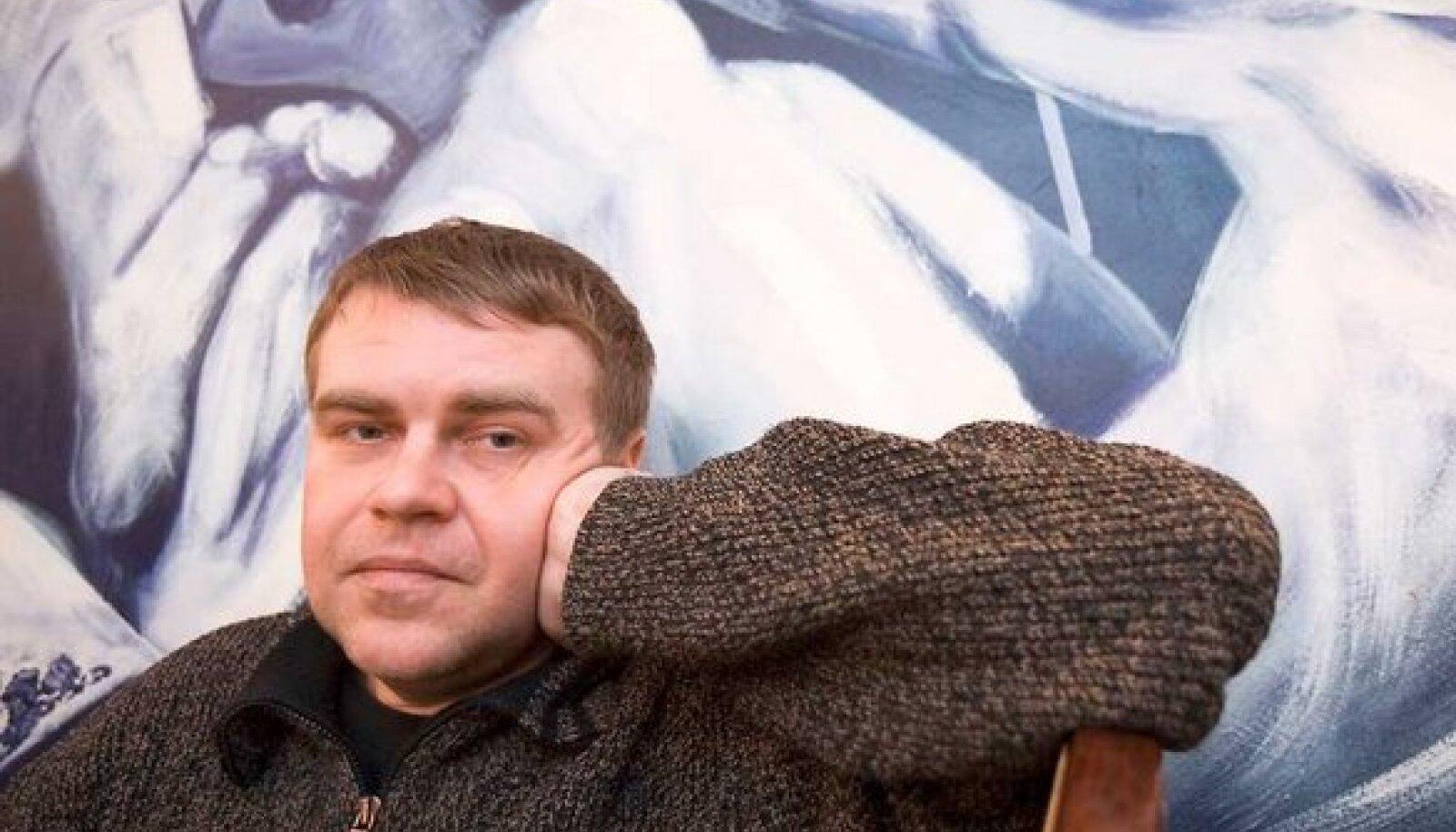 Andrus Issand Kivirähk: Mees, kes teab jumala sõnu.