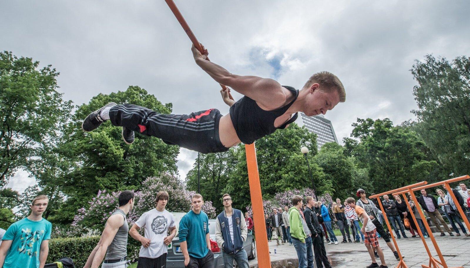 Tävatreeningu võistlused