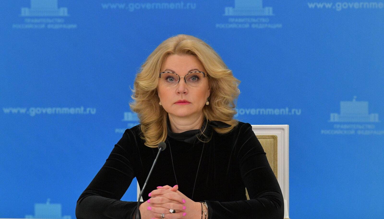 Tatjana Golikova
