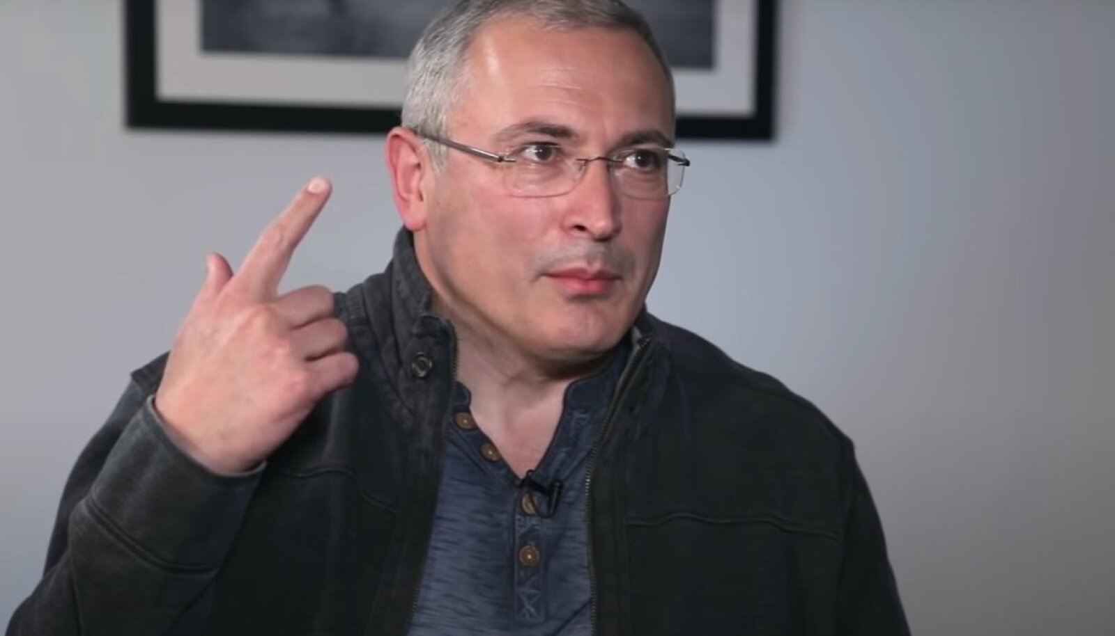 """Создатель движения """"Открытая Россия"""" Михаил Ходорковский"""