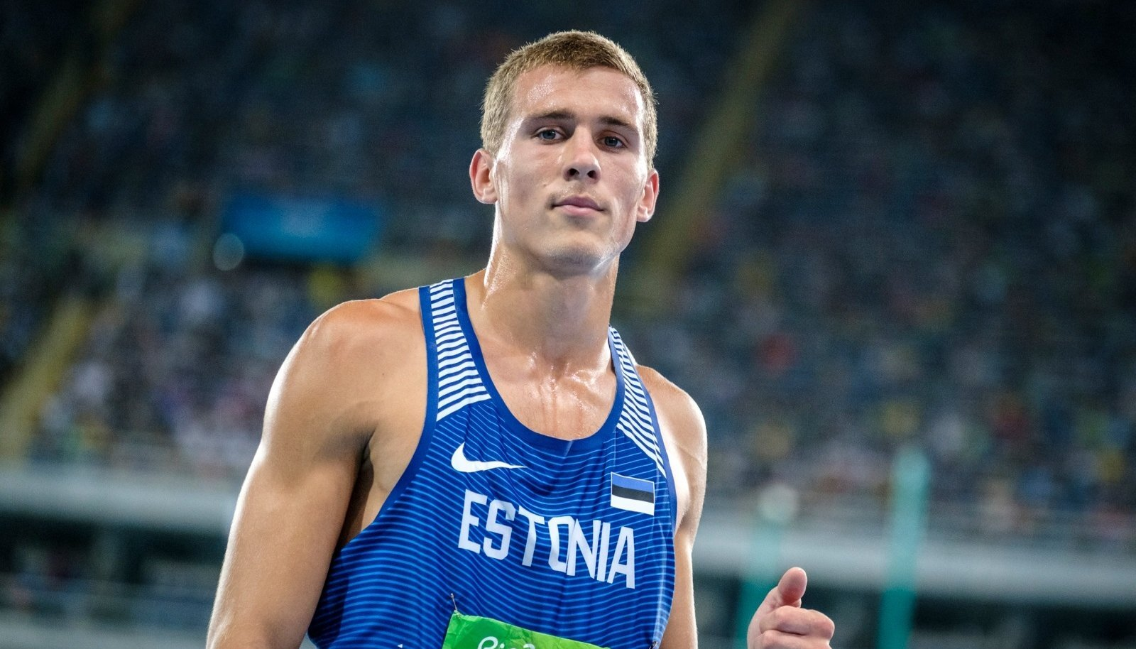 Rio olümpia kümnevõistluse teine päev
