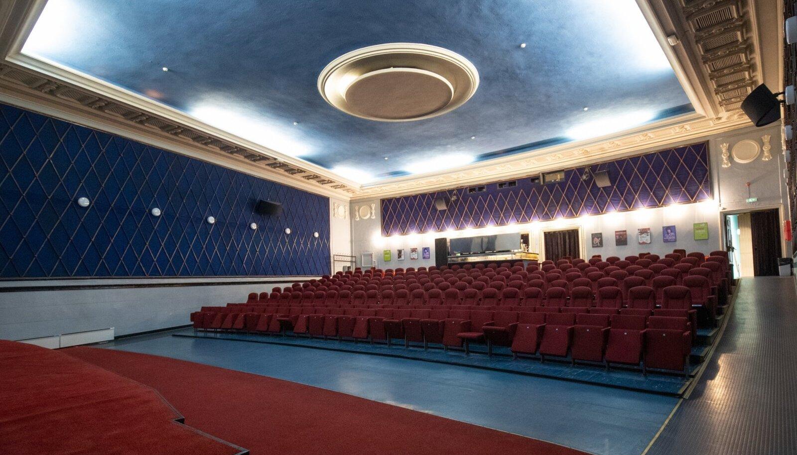 Kino Sõprus tuuakse linale ka mõned ärajäänud eriprogrammid ja -seansid.