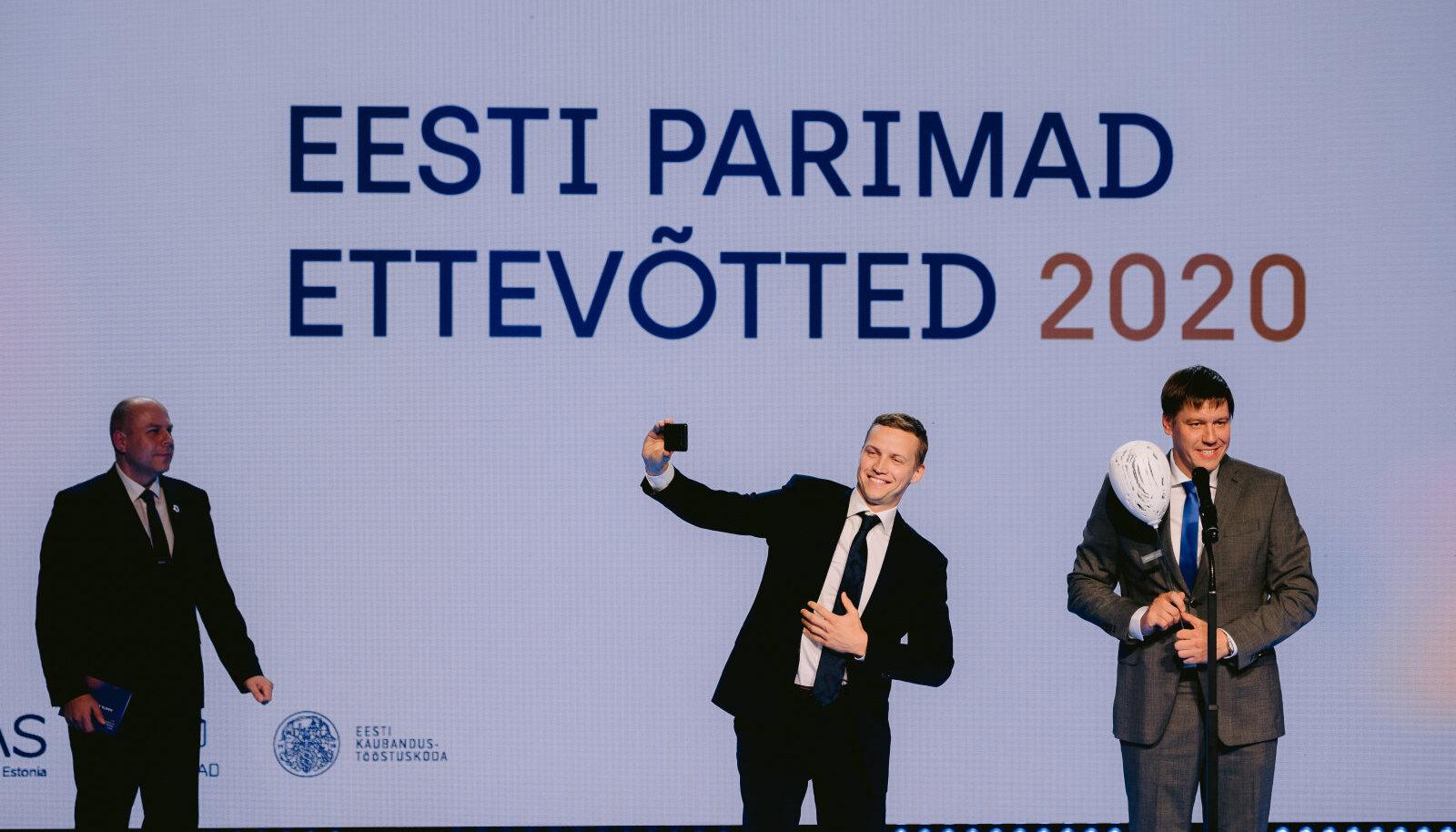 Eelmisel aastal kuulutati aasta kõige paremaks ettevõtteks infotehnoloogiafirma Nortal.