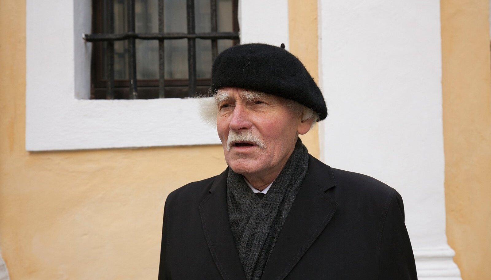 Jüri Kuuskemaa, oktoober 2017