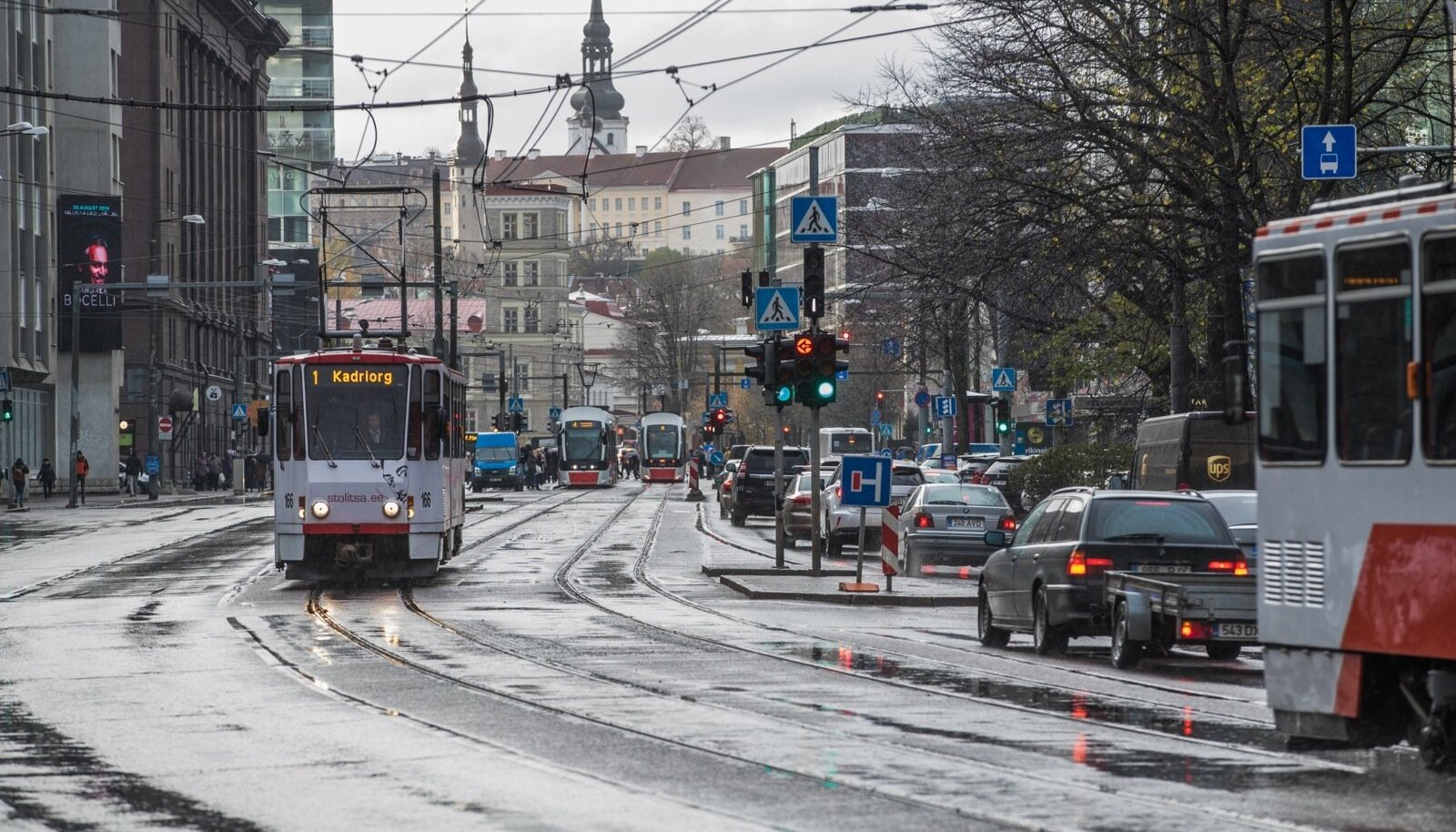 Züleyxa Izmailova: Tallinna linnavõim levitab müüte. Sõiduauto ei ole ju lahendus, peatänavat on vaja!