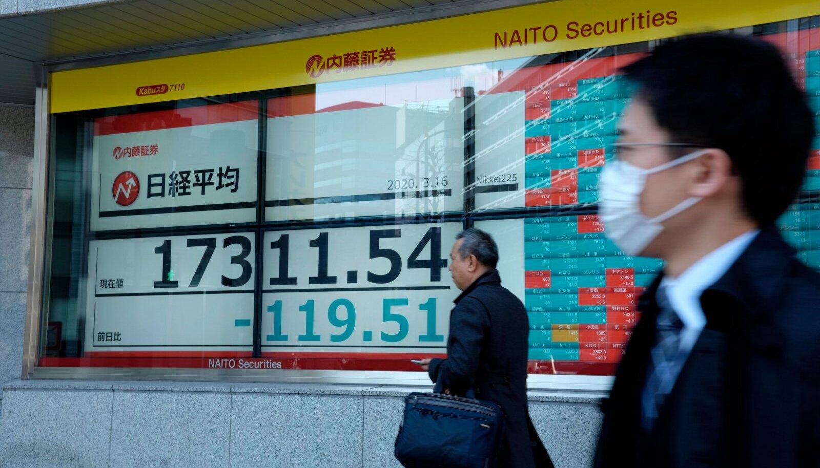 Jaapani investorid