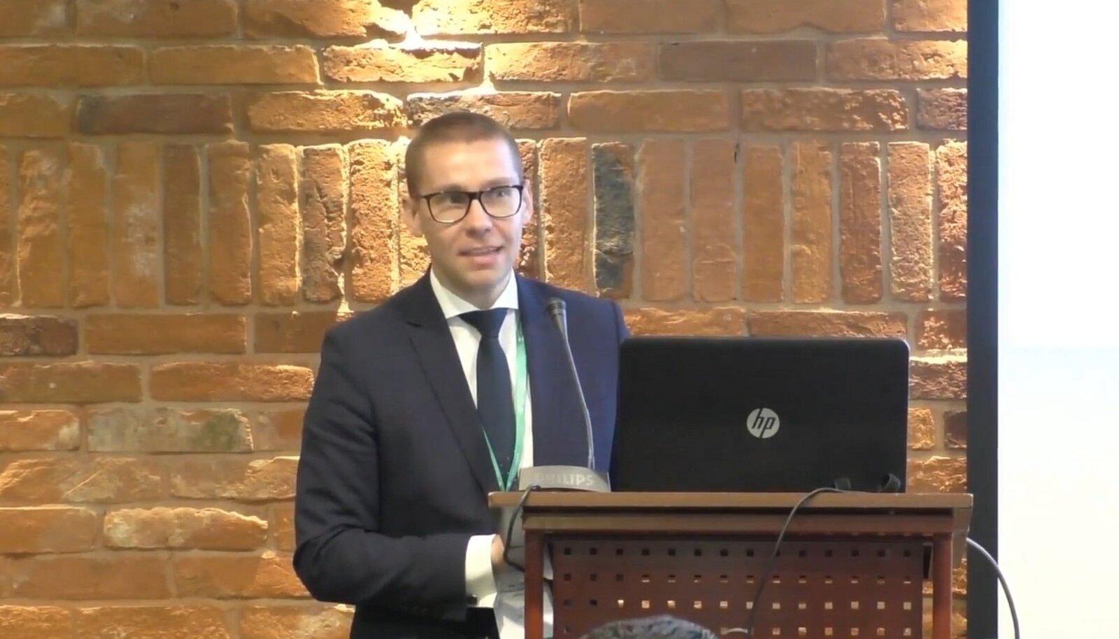 UUS MEETOD: Matis Mäeker kasutab rahapesu tõkestamise hindamisel riskipõhist hindamist.