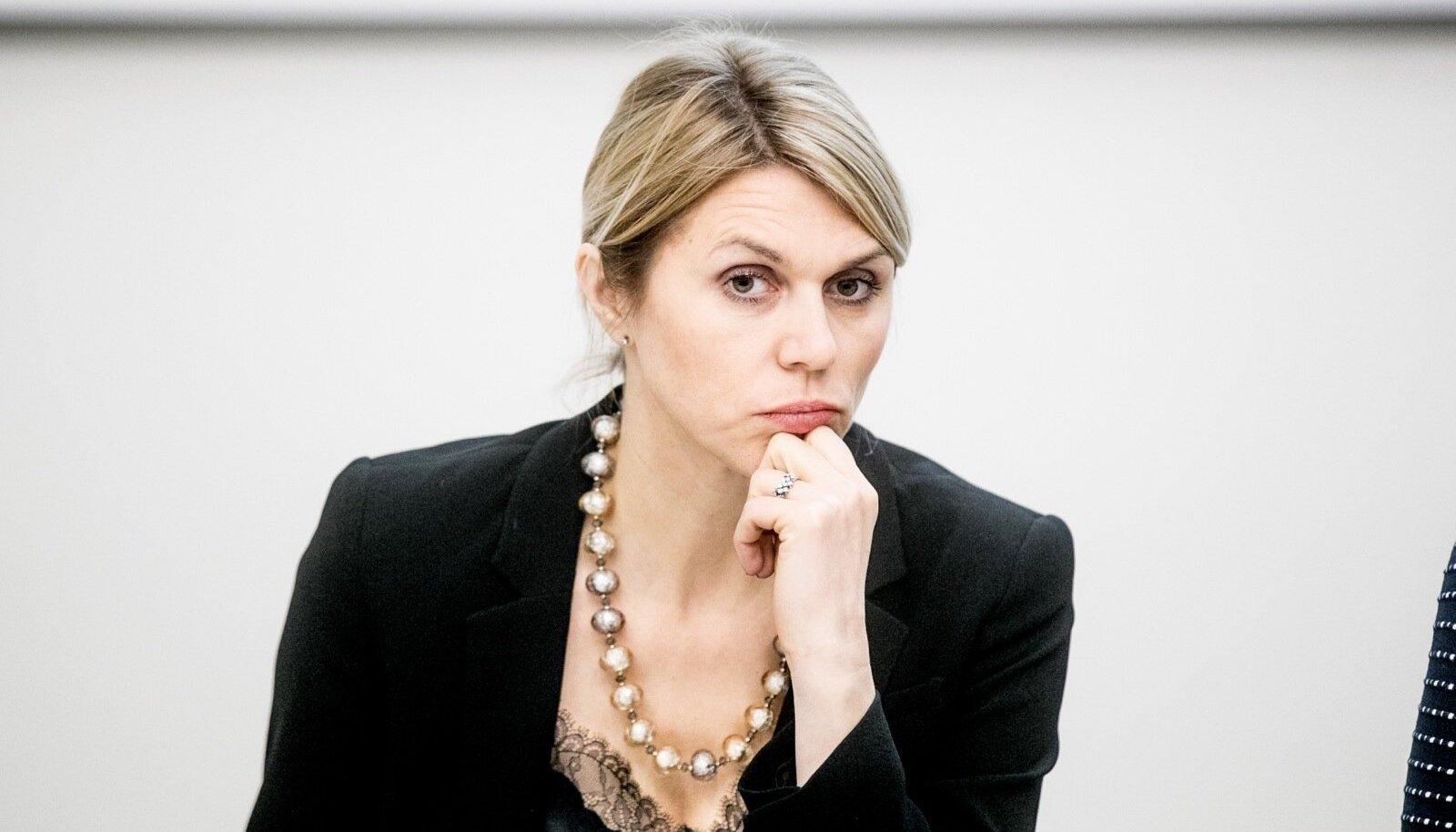 Urve Palo otsustab riigikogu sotside fraktsiooni jäämise alles sügiseks.