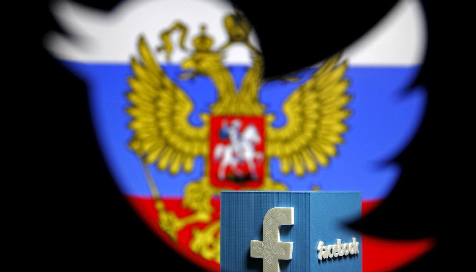 LinkedIni blokeerimisega saadavad Vene võimud ähvarduse ka Twitterile ja Facebookile.