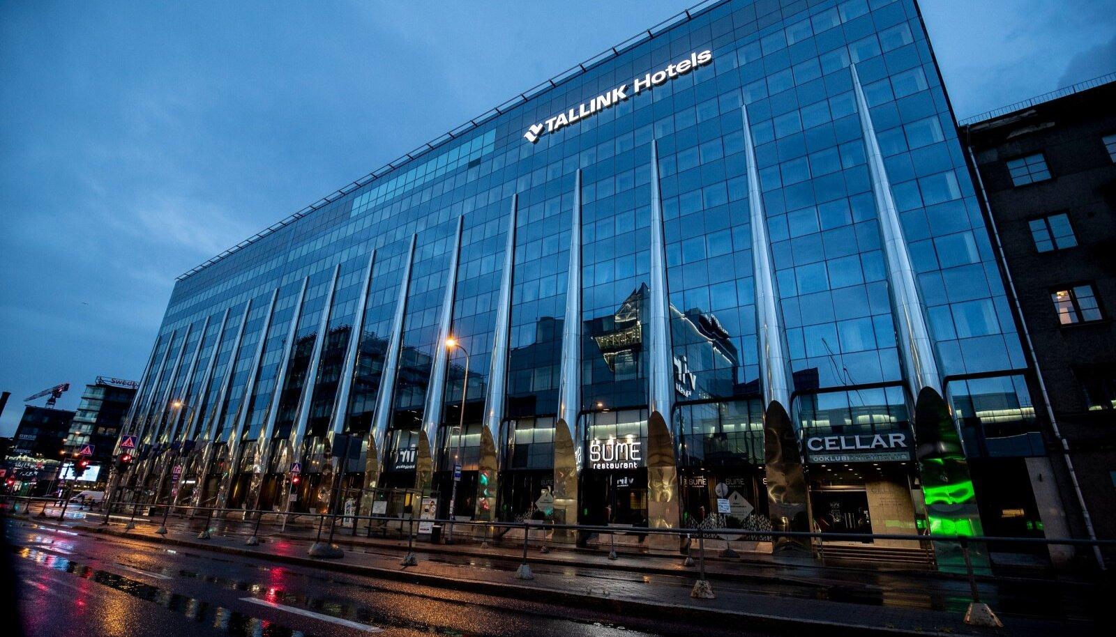 Hotellid Tallinnas 30.06.2020