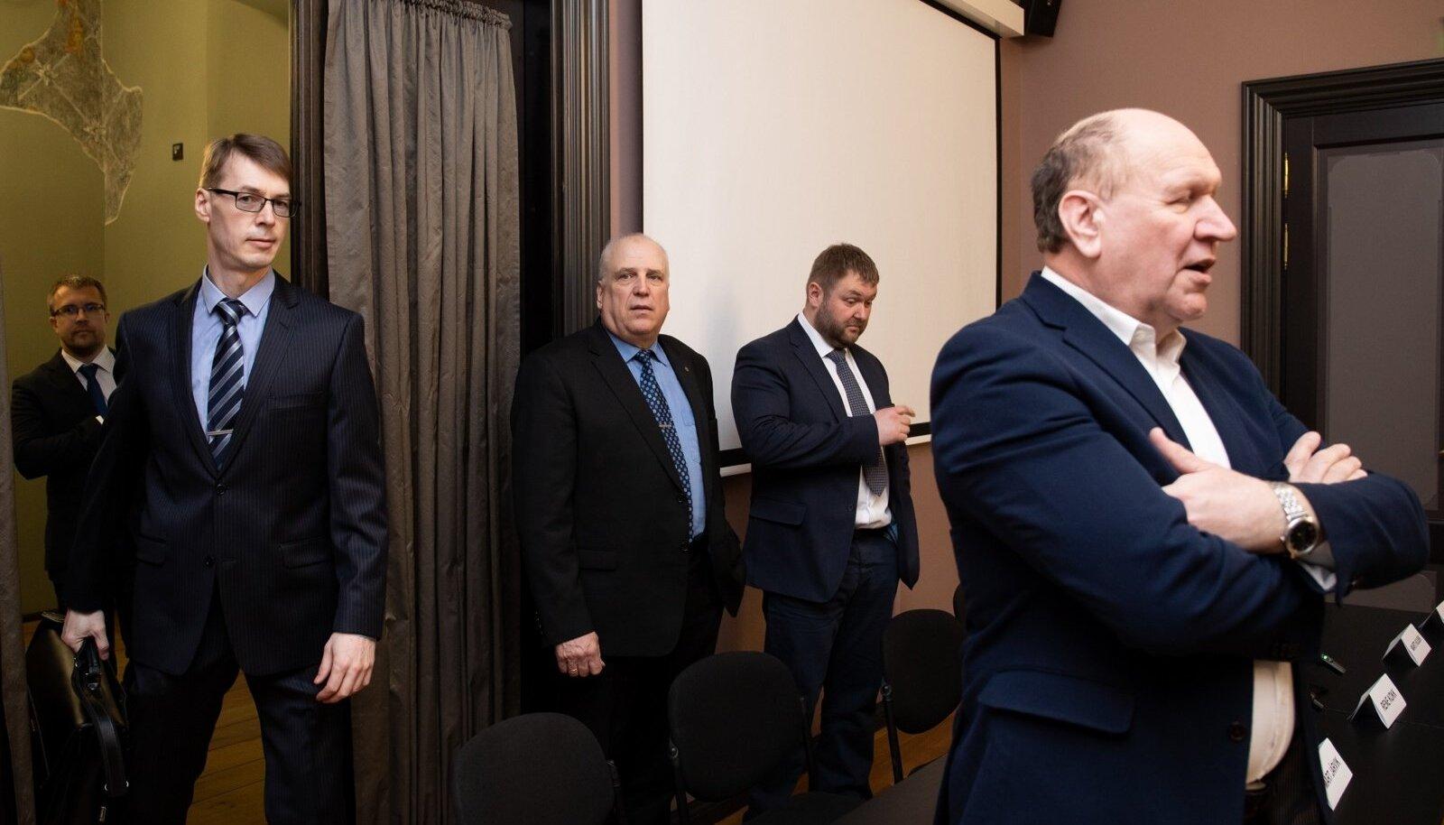 EKRE peab uue väliskaubandus- ja IT ministri leidmise nimel läbirääkimisi.