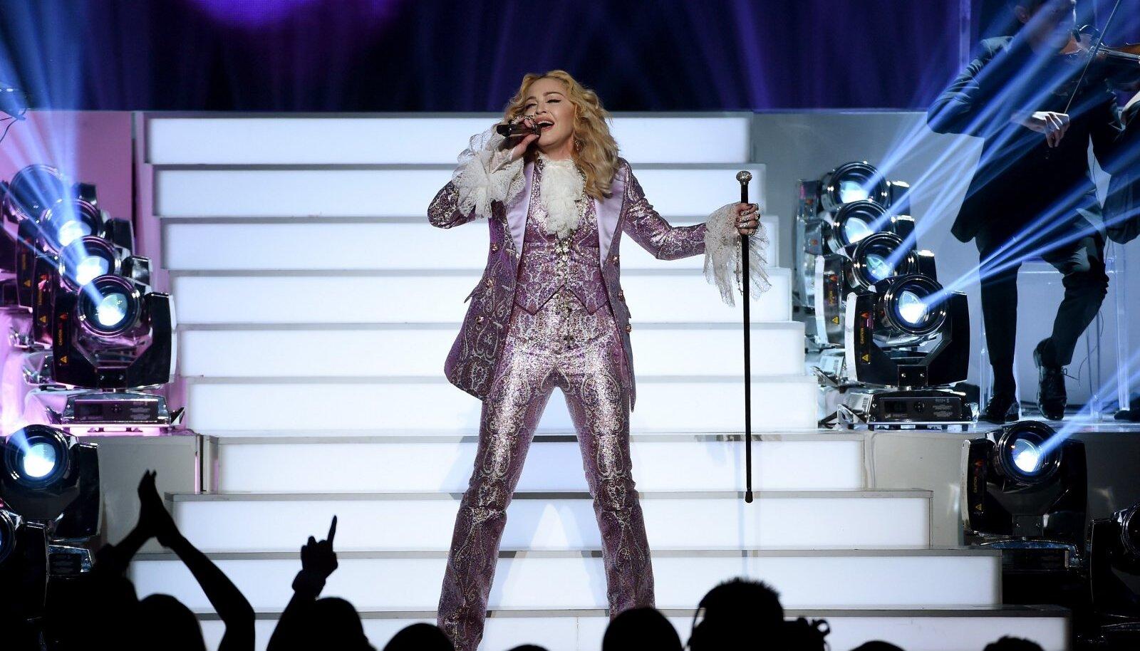 Madonna 2016. aastal.