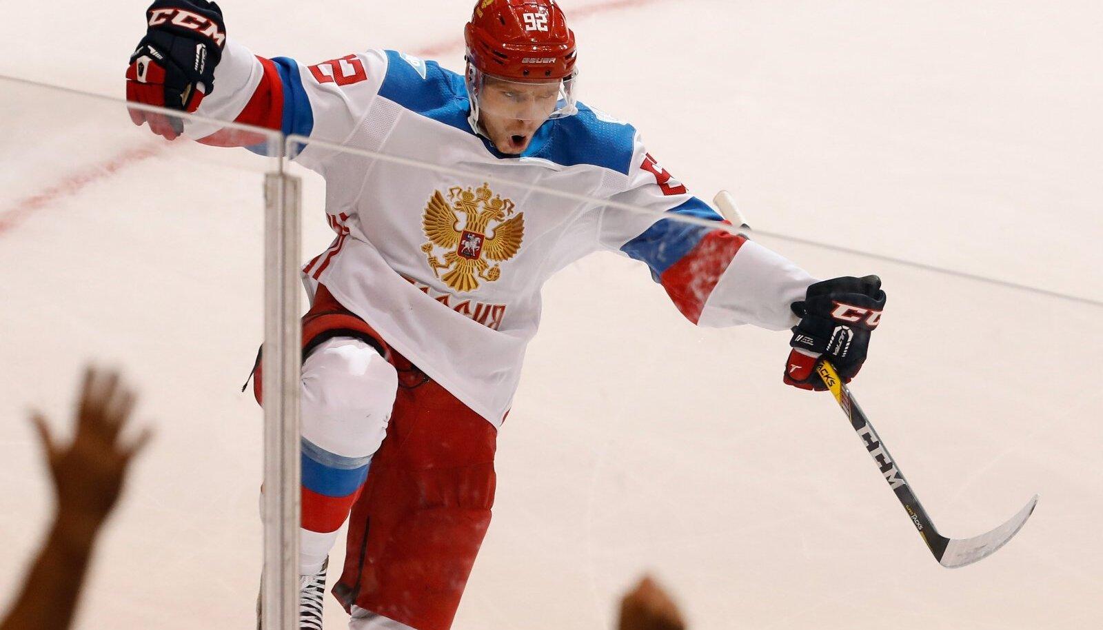Jevgeni Kuznetsov.