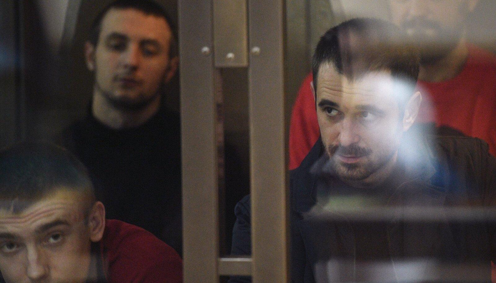 Ukraina meremehed Vene kohtus