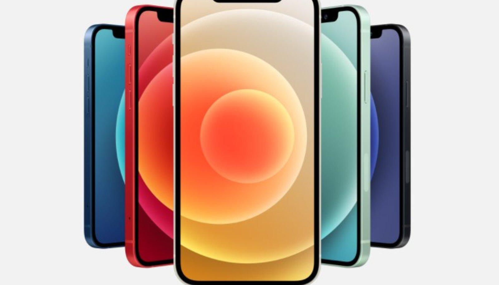Apple iPhone 12 (tootja foto)