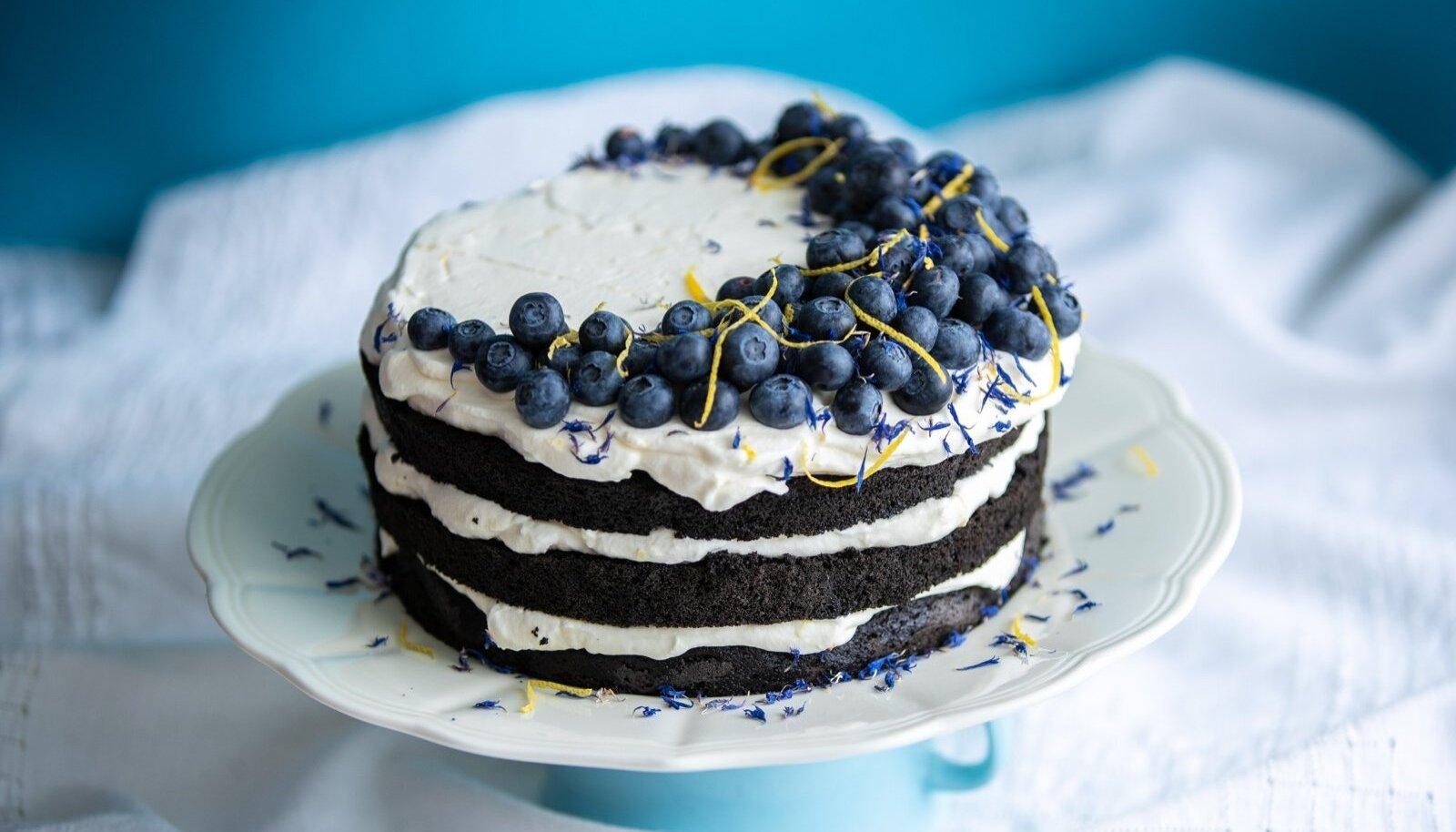 Vabariigi aastapäeva teemaline tort