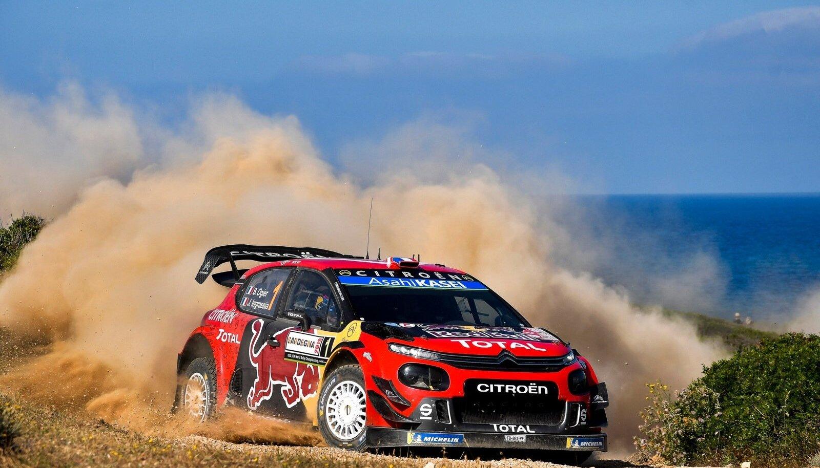 WRC Rally Italia Sardegna 2019