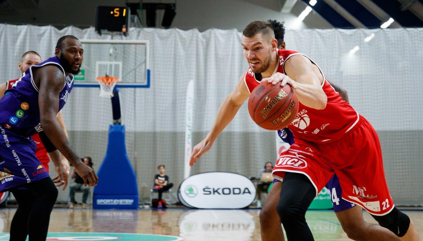 Paf Eesti-Läti korvpalliliiga 2019/20 hooaja kohtumise võitis Rapla Avis Utilitas. Tallinna Kalev/TLÜ kaotas seisuga  84:76