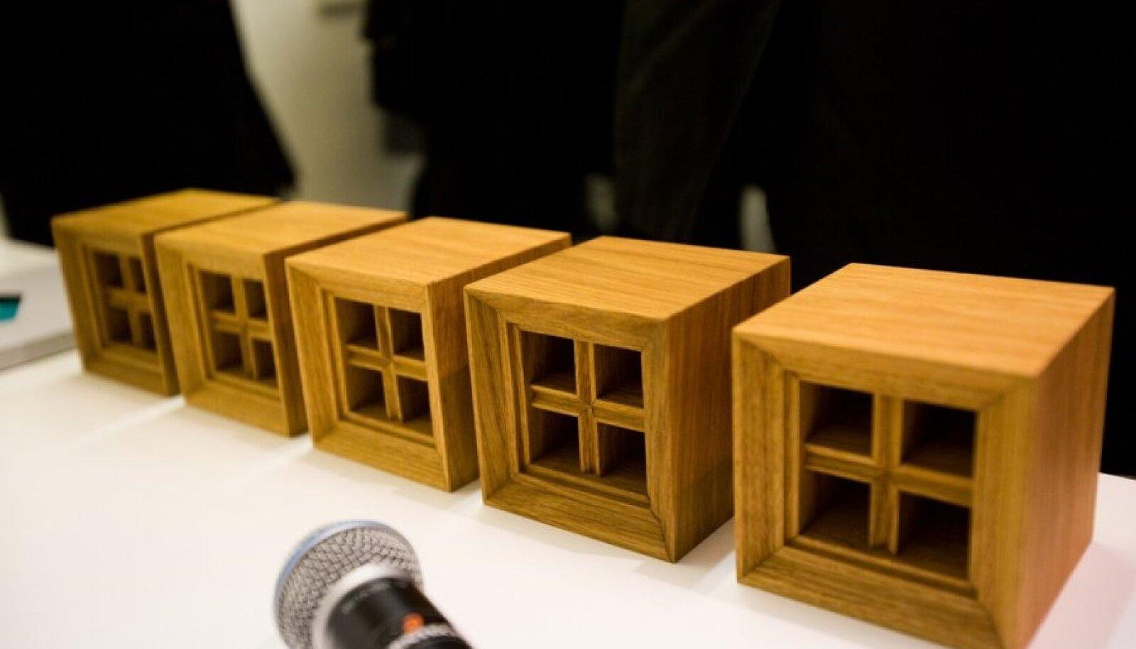 Eesti Sisearhitektide Liidu aastapreemiad