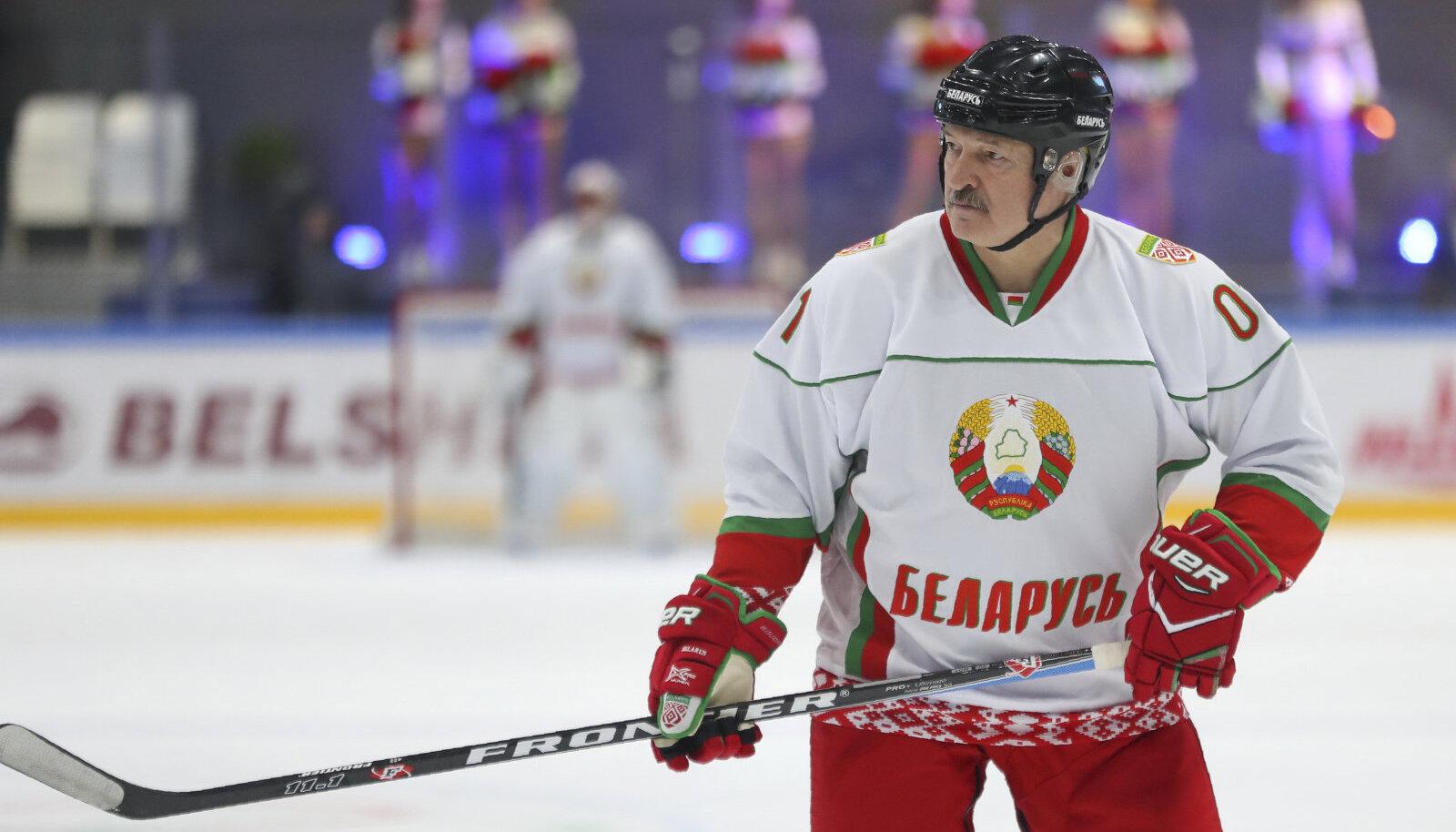 Aleksandr Lukašenka