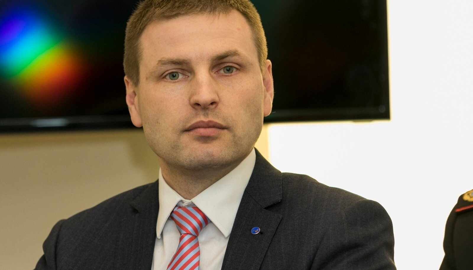 Siseminister Hanno Pevkur