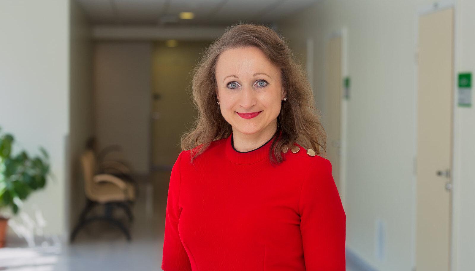 Dr Heidi Alasepp