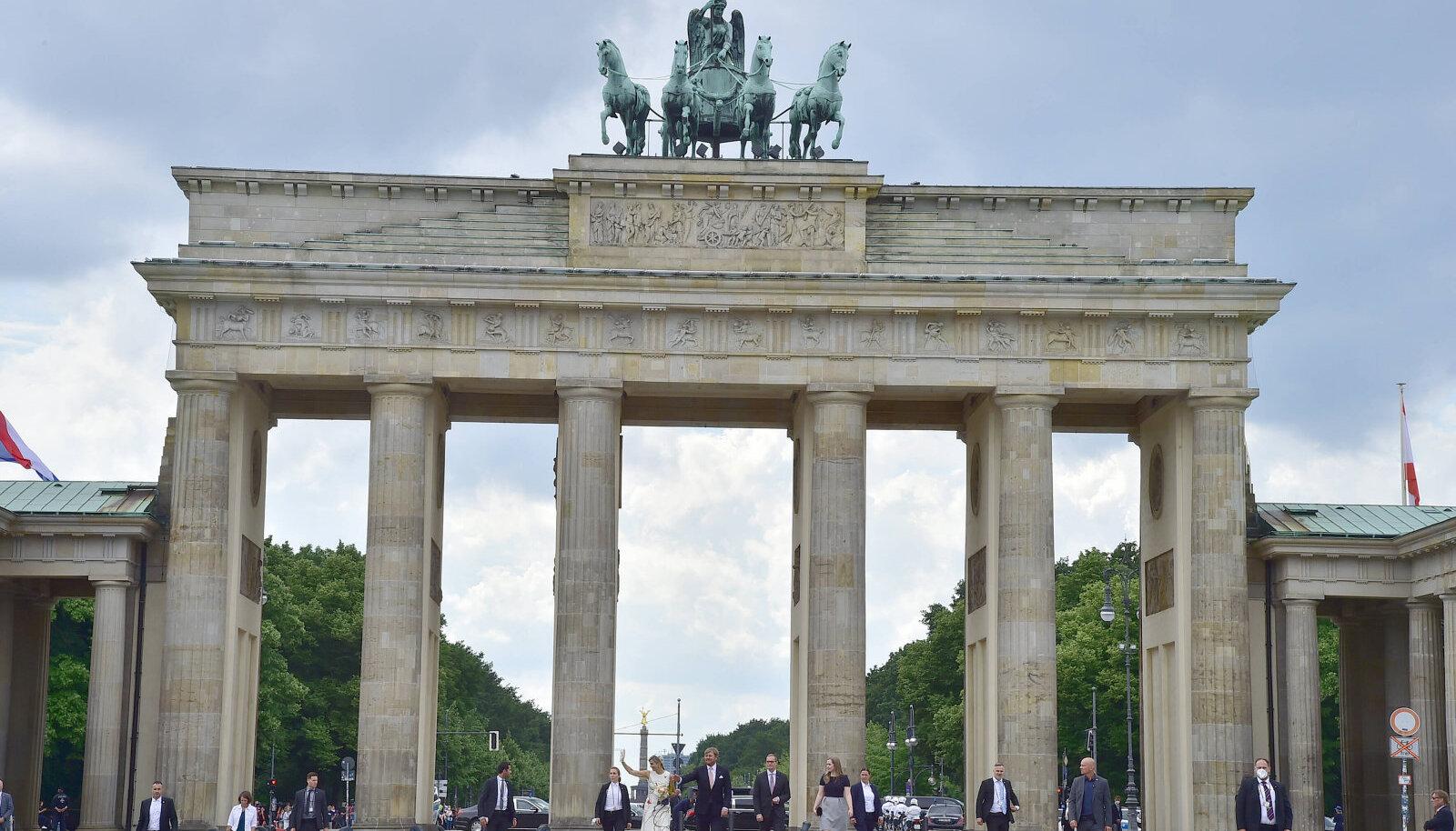 Brandenburgi värav