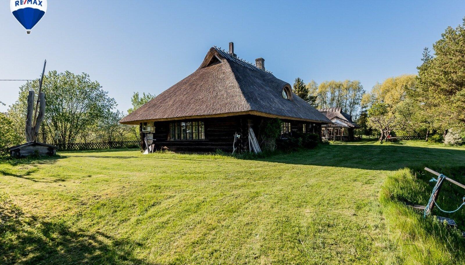 Muinasjutuline kodu Pärnu linnas