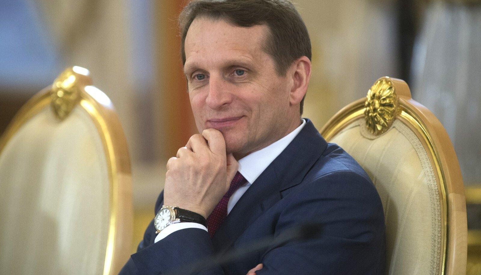 Sergei Narõškin