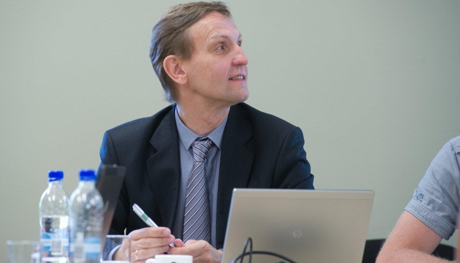 Ardo Ojasalu loodab, et ettevõtjate privaatsusesoovi austatakse.