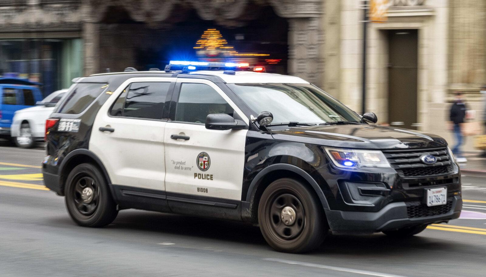 Los Angelese politsei. (Foto on illustratiivne)
