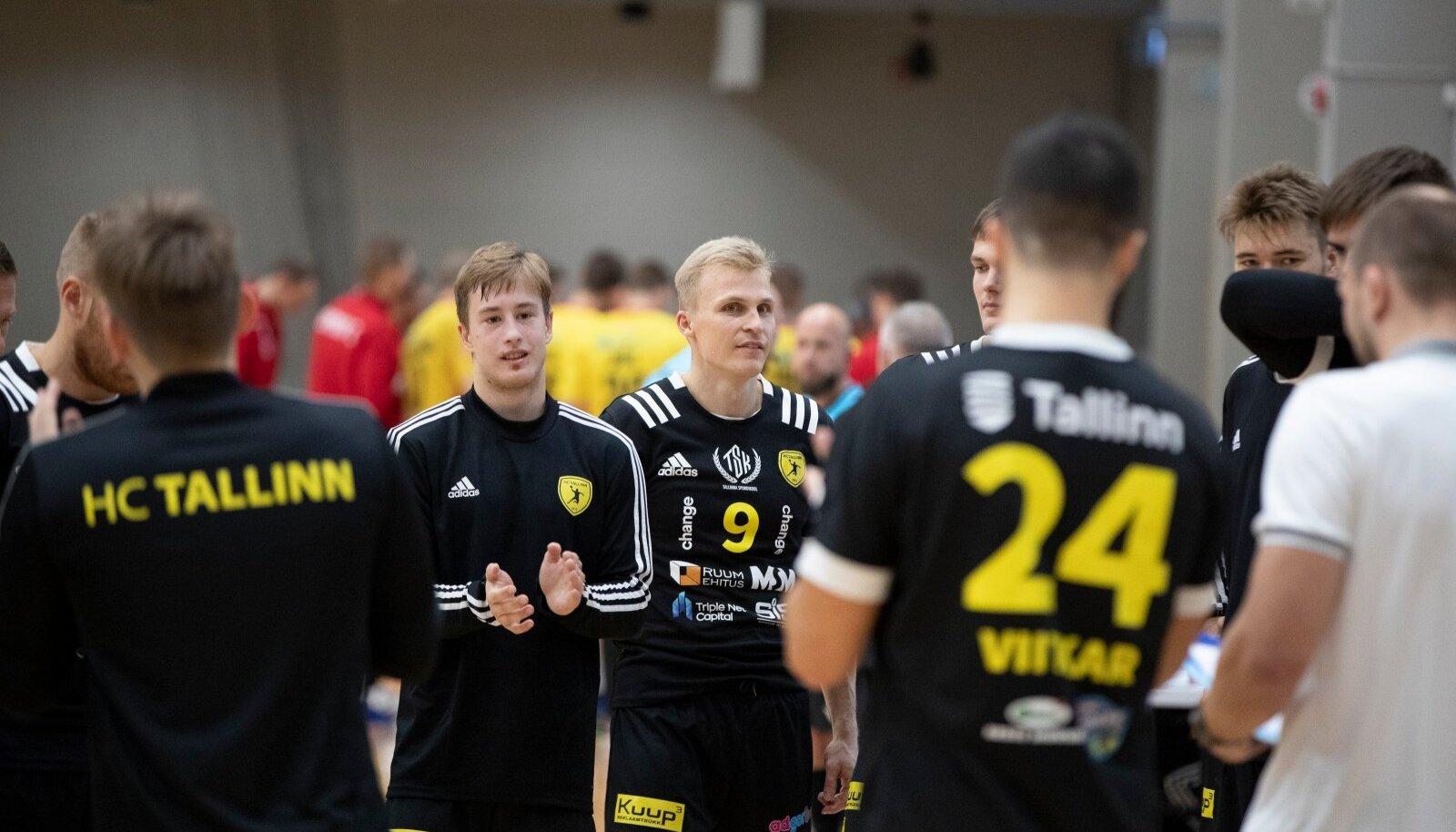 Käsipall HC Tallinn vs Cocks 4.10.2020