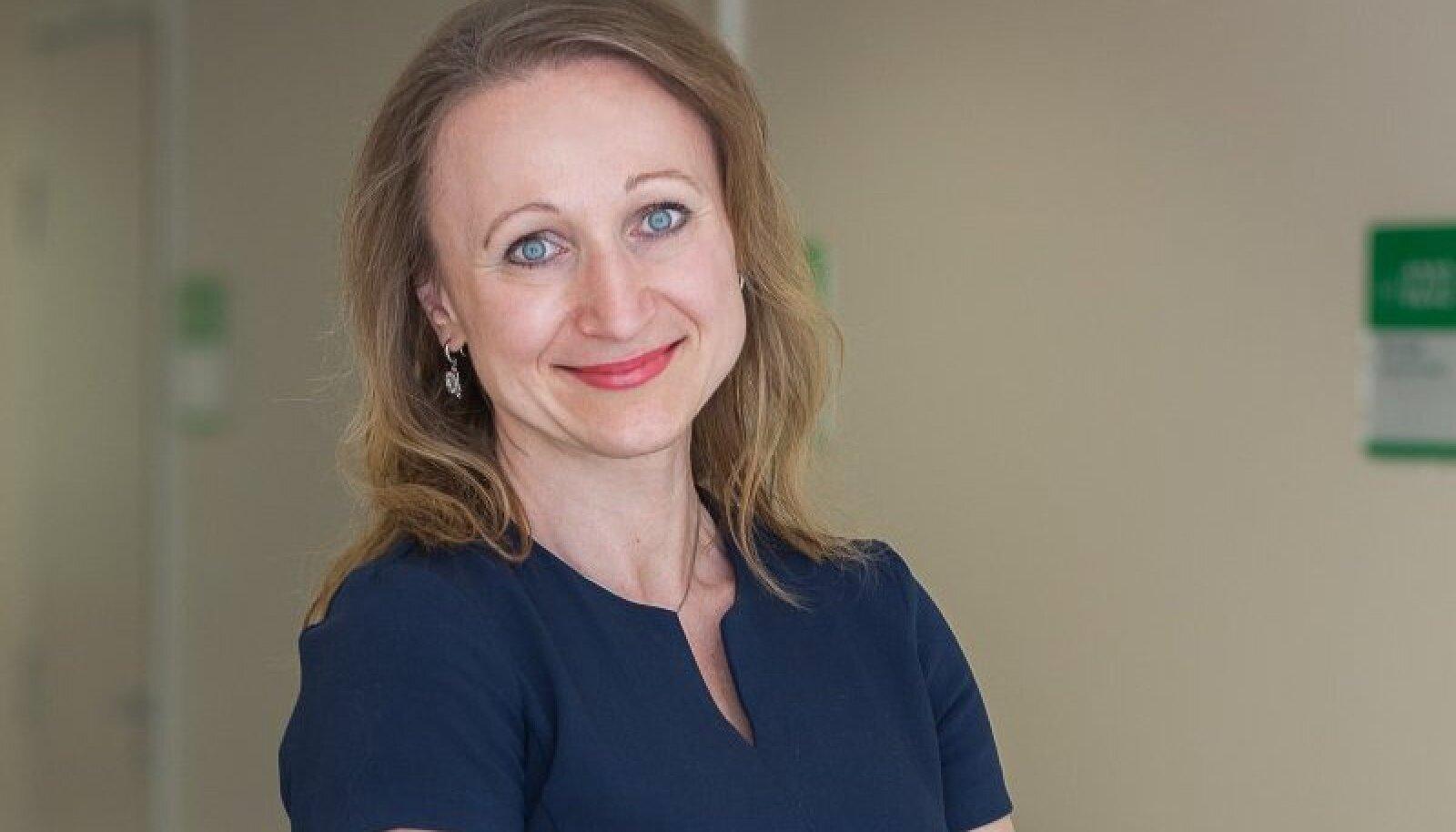 Septembris alustab sotsiaalministeeriumi asekantslerina Heidi Alasepp