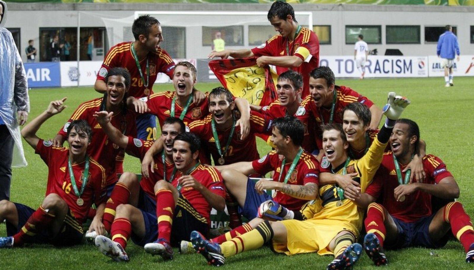 Hispaania U19 jalgpallikoondis