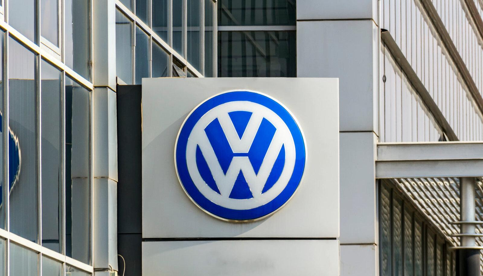 Volkswageni logo
