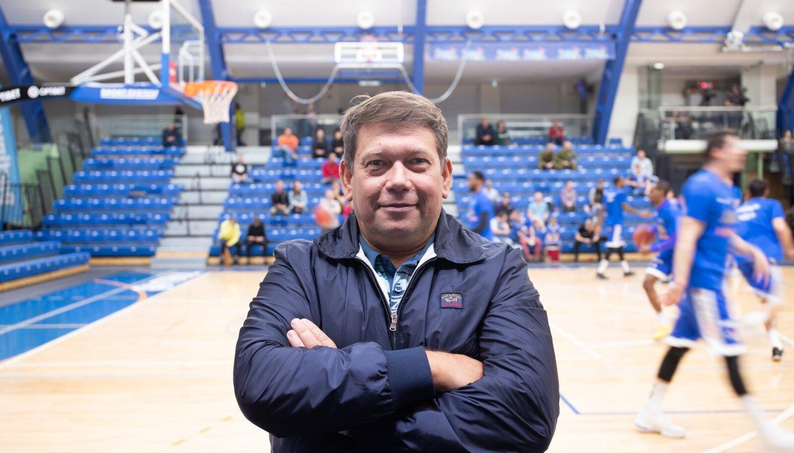 Toomas Linamäe pole kaotanud lootust, et meeskond jääb veel ellu.